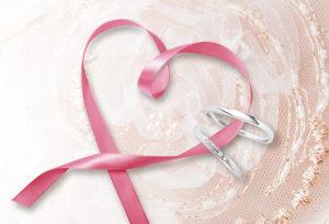 """【富山市】結婚指輪は""""Pink Dolphin""""でキュートに♡"""