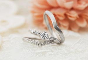 【富山市】結婚指輪をパラジウムで!VIVAGEの結婚指輪