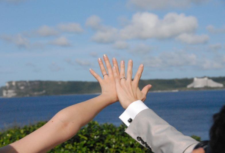 【金沢市】海外挙式にオススメの結婚指輪はこちら♡