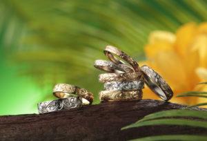 【新潟市】ハワイアンジュエリーを結婚指輪に選ぶってあり?結婚指輪専門ブランド IMMORTAL イモータル
