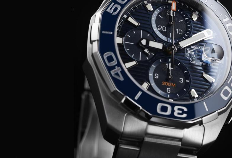【いわき市】男性必見!夏にこそ差をつける腕時計!