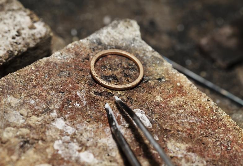 【姫路市】手作りの指輪、安い価格で出来るのはgarden姫路だけ!