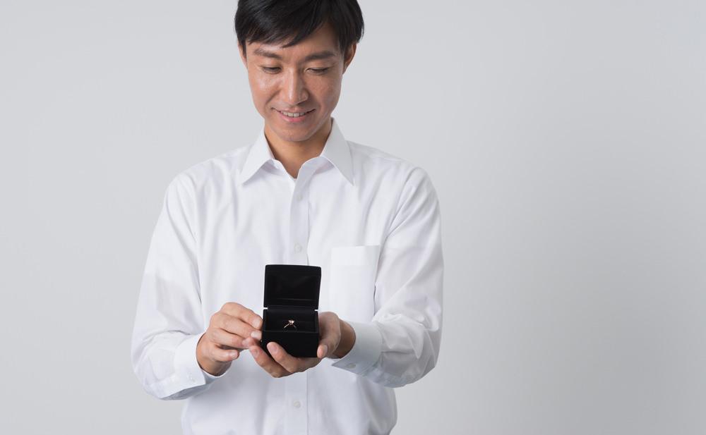 【静岡市】女性が大絶賛!できる男の婚約指輪の選び方