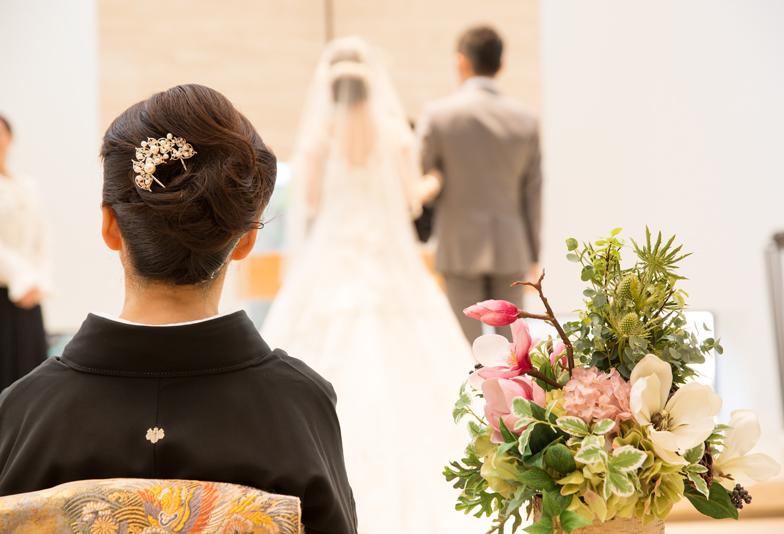 【静岡市】結婚式を境に自分の婚約指輪をリフォームして娘にプレゼント