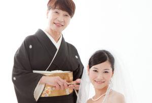 【静岡市】母から娘へ 結婚式を境に自分の婚約指輪をリフォームして娘へ受け継ぐ