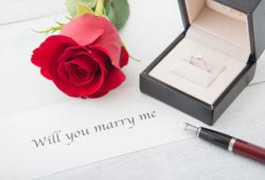 【静岡市】注目!プロポーズは誰もが憧れるカッターズブランド『モニッケンダム』の婚約指輪で!