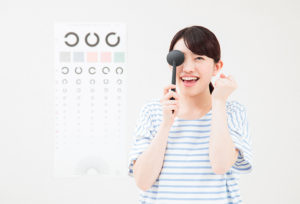 【静岡市】15分で目が良くなる!? 今話題の画期的視力回復・眼精疲労ケア方法はコレ!