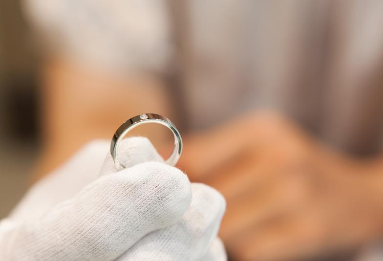 【福山市】結婚指輪にはダイヤモンドありを選ぶメリットとは?