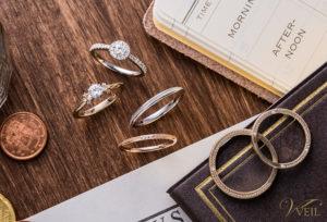 【福山市】おしゃれさん必見!さりげなくおしゃれに着けるならゴールドの結婚指輪♡