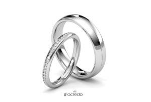 【広島市】結婚指輪はハーフエタニティにしたい!アクレードなら予算に合わせて作れます♪