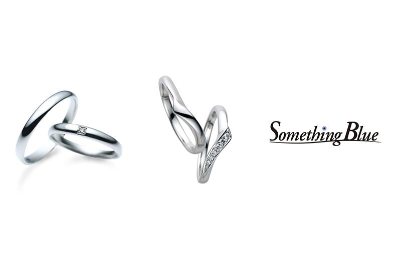 【金沢市】結婚指輪の内側にブルーサファイア♡サムシングブルーの言い伝え…