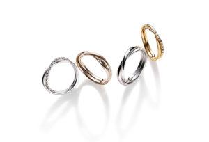 【金沢市】結婚指輪、プラチナ派?それともゴールド派?-素材で変わる指輪の魅力‐