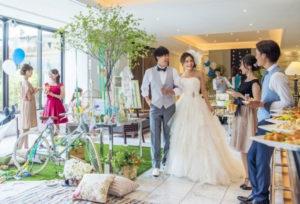 【静岡市】アクセスも抜群!魅力たっぷりの結婚式場 ベルヴィラヴァンセーヌ