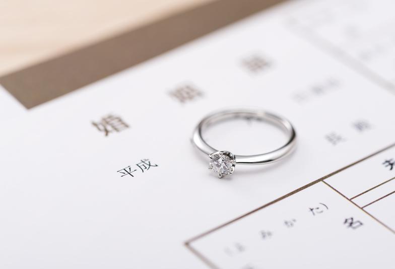 【静岡市】静岡で選ばれている人気の婚約指輪 BEST5