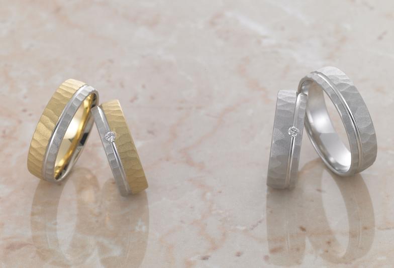 タンゾウの結婚指輪はフィッシャー