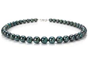 【泉南市】知って得する!大人女子の黒真珠の付け方!