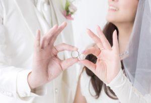 【金沢市】違う素材のかけ合わせがおしゃれな結婚指輪♡今流行りのコンビリング!