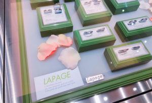 【大阪・岸和田市】Lapage(ラパージュ)の婚約指輪・結婚指輪のオススメセットリング