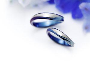 【新潟市】個性的な結婚指輪|色を楽しむ指輪で話題のSORA(ソラ)