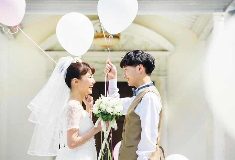 【福岡県久留米市】「ジューンブライド」の結婚。6月の花嫁