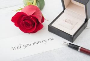 【いわき市】男性必見!プロポーズするベストなタイミングは?