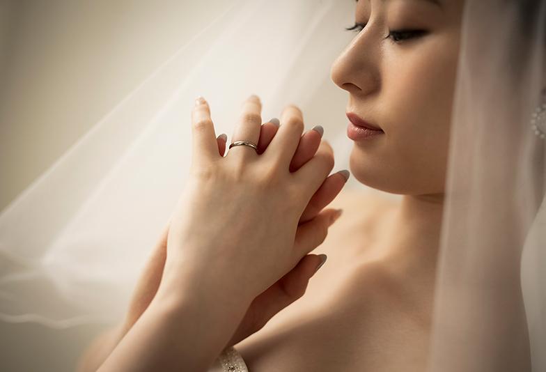 【泉南市】アレルギーをお持ちの方のための結婚指輪