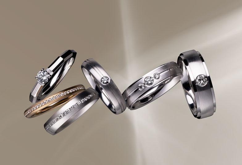 【静岡市】個性的でおしゃれな結婚指輪に出会える!?ドイツ生まれのブランドをご紹介