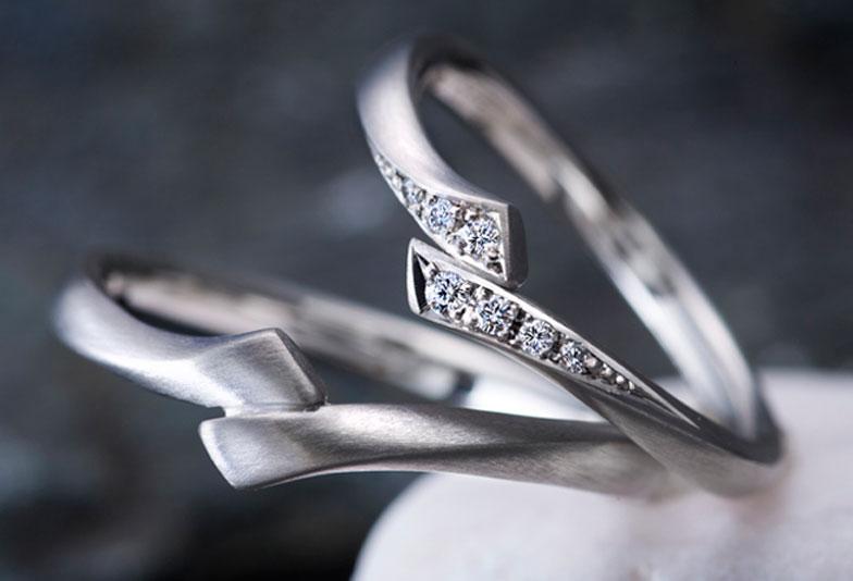 """【静岡市】日本の美""""和テイスト""""の結婚指輪をお探しのお二人におすすめのブランド「IZAYOI-十六夜-」"""