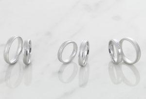 【梅田・大阪】王道シンプルな結婚指輪・婚約指輪といえば?