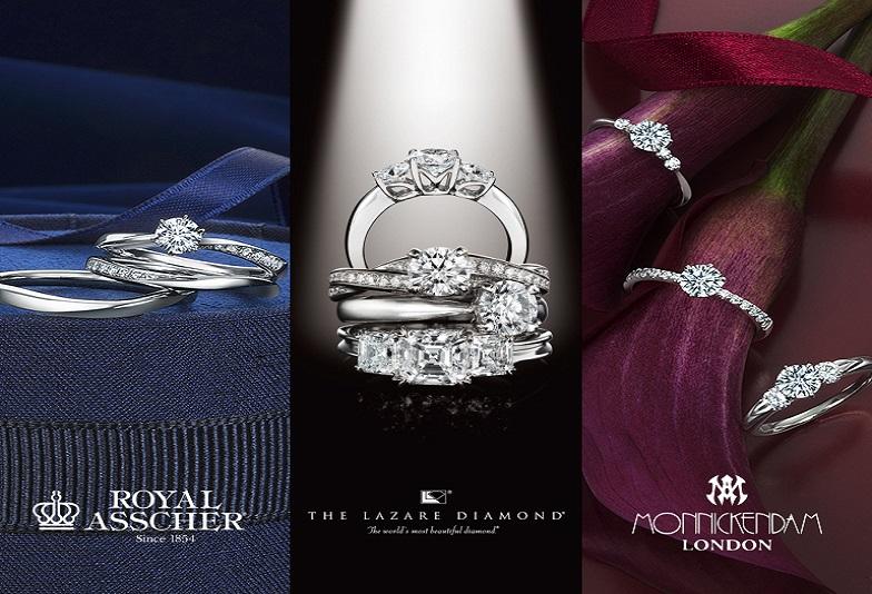 【金沢市】金沢市で人気の婚約指輪のデザイン♡