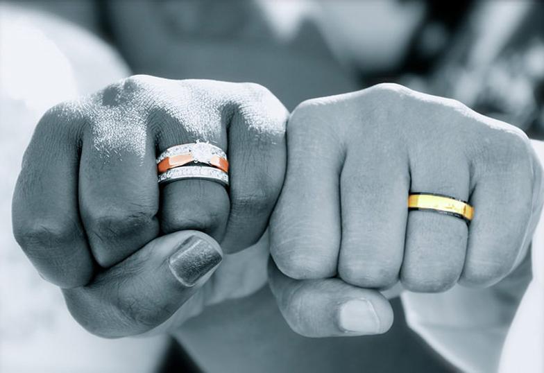 【福井市】結婚指輪の鍛造方法にこだわったブランド♡