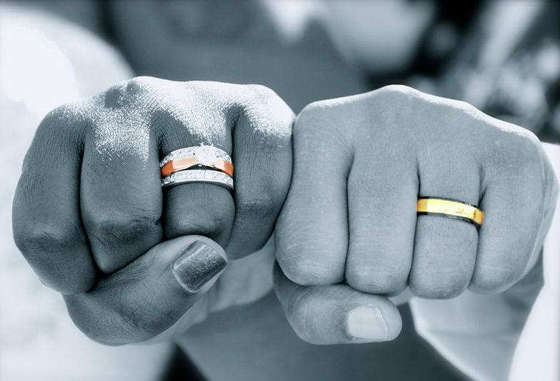 【静岡市】彼と趣味が合わない・・デザイン違いの結婚指輪ってアリ?