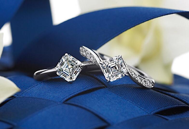 """【福井市】プロポーズをお考えなら、知っておくべき!世界中で愛される""""ロイヤルアッシャー""""の婚約指輪をご紹介!"""