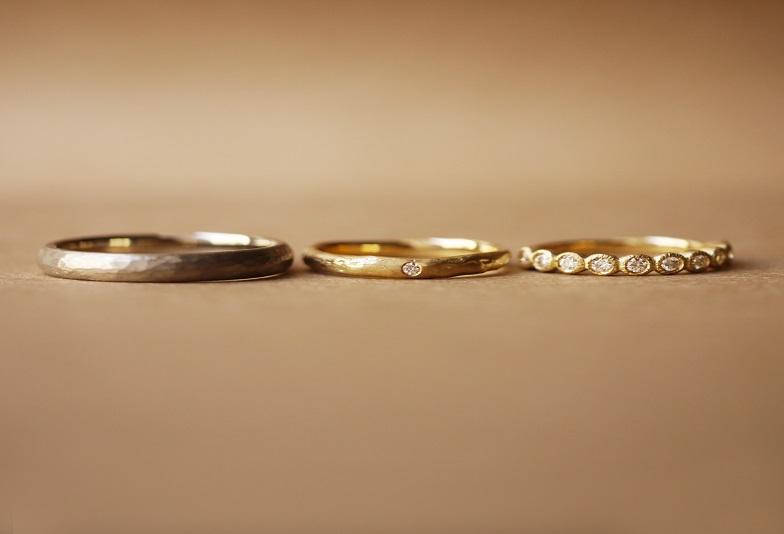 【金沢市】おしゃれで可愛い結婚指輪のオススメはこちら♡