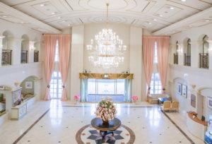 【浜松市】お城みたいな結婚式場♡ベルヴィリリアルの魅力に迫る