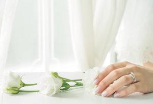 【浜松市】ダイヤモンドが自慢!美しいダイヤモンドを使った結婚指輪とは?