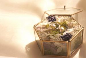 【福山市】結婚指輪の選び♡結婚指輪はペアじゃないといけないの?