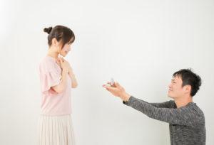 【宇都宮市】プロポーズはダイヤモンドで。婚約指輪にする?婚約ネックレスにする?そこは彼女に選んでもらえるのがプロポーズダイヤモンド