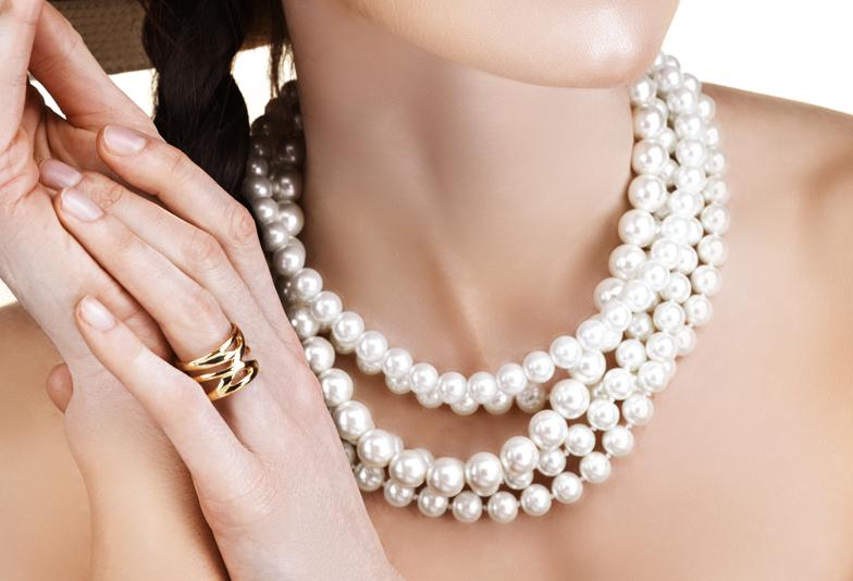 【浜松市】真珠(パール)ネックレスは本物を購入すべき!高品質な真珠(パール)ネックレスとは?