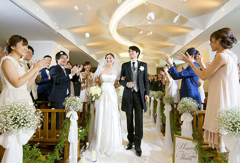 【浜松市】卒花嫁が語るホテルウェディングの魅力BEST3