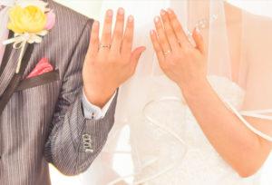 【金沢市】おしゃれなプラチナの結婚指輪