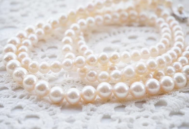【石川県小松市イオンモール】真珠ネックレスのお手入れ方法とは?