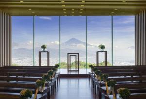 【静岡市】非日常の結婚式を味わうワンランク上の結婚式場 日本平ホテル