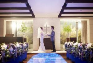 【静岡市】『グランディエールブケトーカイ』で選べるチャペルで挙式のみの結婚式