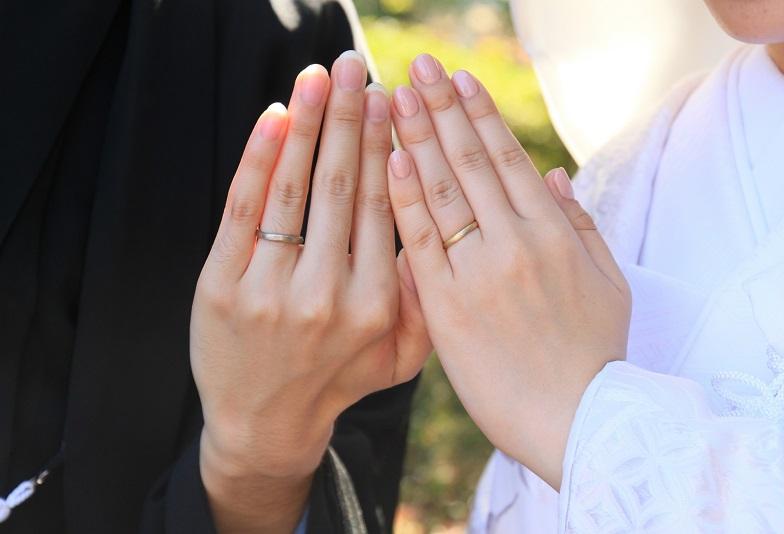 【金沢市】 細さ別!自分にピッタリの結婚指輪の見つけ方!