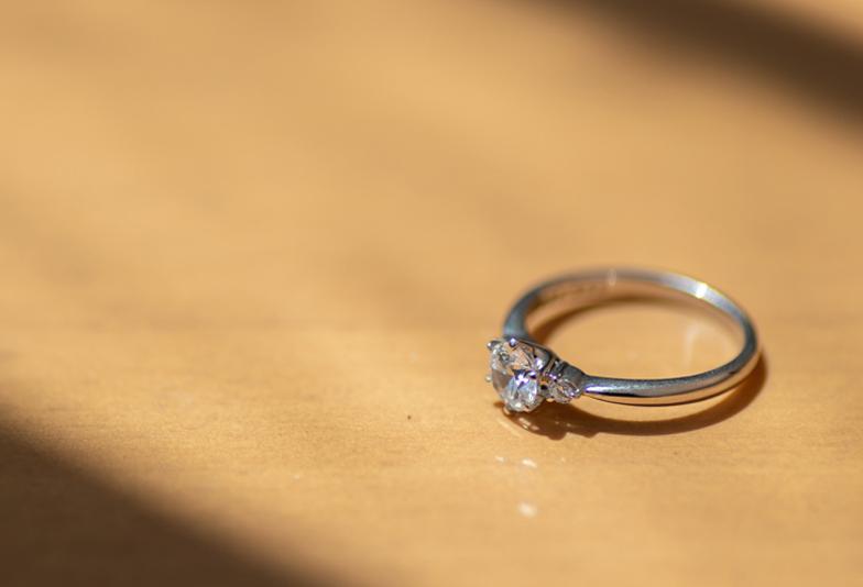 【静岡市】婚約指輪のサイズが分からず困っていた時に専門店で教えてもらった事