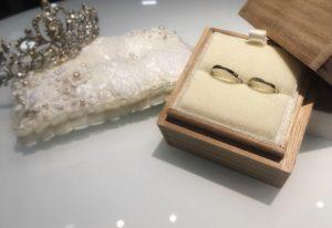 【福井市】結婚指輪は刻印までこだわる♥