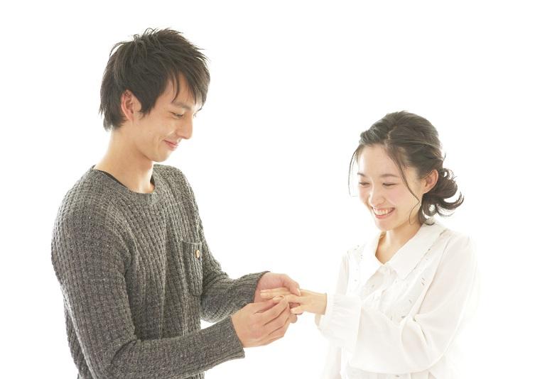 【石川県】小松市 婚約指輪は婚約期間中だけしか着けれないの?