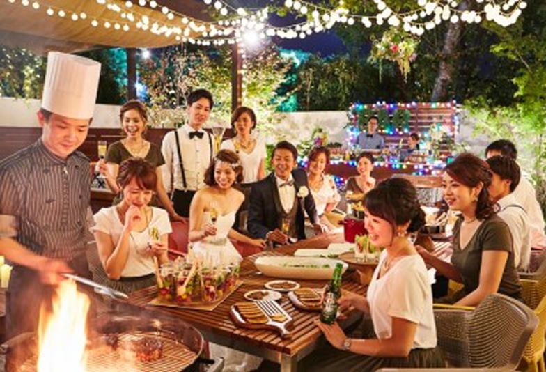 【浜松市】ミュゼ四ツ池で楽しむ!グランピングウェディングが人気の理由とは?