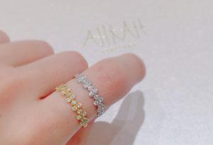 【金沢市】実はダイヤモンドは、汗・ほこり・あぶらに弱いんです